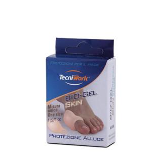 Bioskin protez.alluce sottile 1 pz