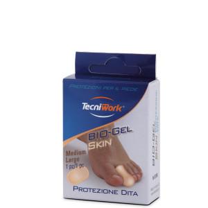 Bioskin protezione dita s 1 pz