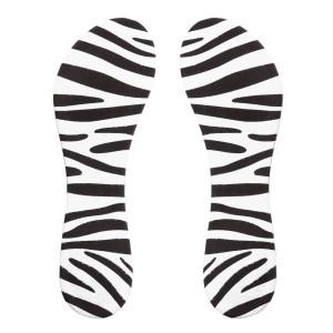 N&d solette zebra 1 paio